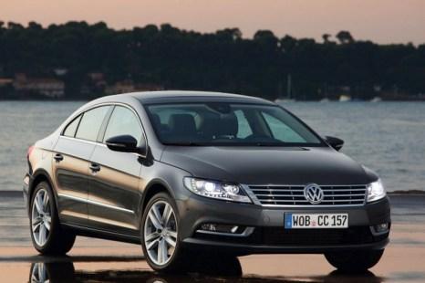 Volkswagen CC. Фото: NetCarShow.com