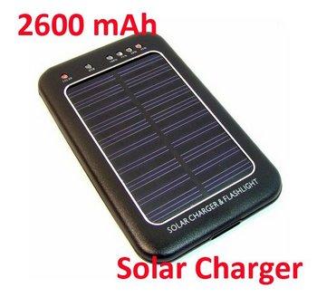 Солнечная батарея Solar Charger на 2600 mAh. Фото с сайта Sun-Battery.biz