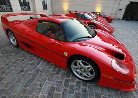 Ferrari. Фото: David Livingston/Getty Images