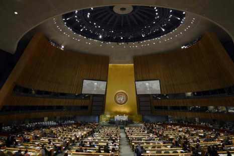 ООН порекомендовала России сократить число изъятий детей из неблагополучных семей. Фото: TIMOTHY A. CLARY/AFP/GettyImages