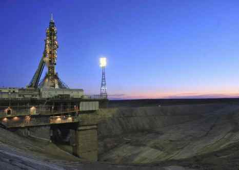 Реформирование ракетно-космической отрасли начинается в России. Фото: VYACHESLAV OSELEDKO/AFP/Getty Images