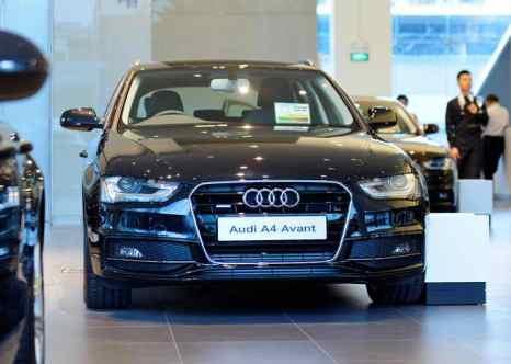 Audi A4. Фото: Shutterstock*