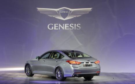 Премьера нового роскошного седана Genesis от автоконцерна Hyundai Motor состоялась в столице Южной Кореи 26 ноября 2013 года. Фото: Chung Sung-Jun/Getty Images