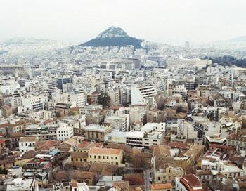 Афины. Фото РИА Новости