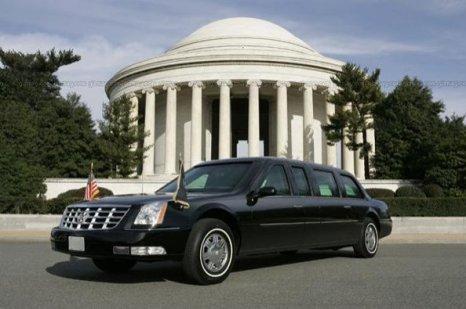 Лимузин президента США Барака Обамы. Фото с сайта webpark.ru