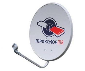 Офсетная спутниковая антенна. Фото: Uni-Sat.ru