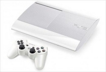 PS3 console 500GB + Dualshock 3 White 1 2 3 4 5  PS3 console 500GB + Dualshock 3 White. Фото: Egrad-Rostov.ru