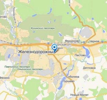 Железнодорожный – это единственный административный центр и населенный пункт городского округа под названием Железнодорожный. Фото: Domashniy-Holod.ru