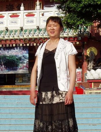 Чжу Инцзэн. Фото: minghui.com
