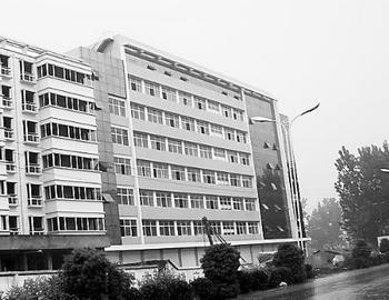 7-этажный офис для более 20 сотрудников ревизионного управления уезда Сунсян провинции Хэнань. Фото с epochtimes.com
