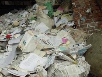Большинство гигиенических салфеток в Китае делаются из макулатуры без специальной обработки. Фото с сайта epochtimes.com