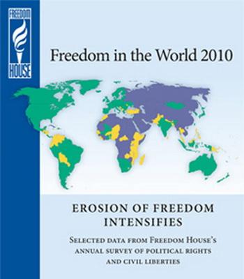 По 7-бальной шкале в области политических свобод организация Freedom House поставила Китаю самую худшую оценку – 7 баллов.