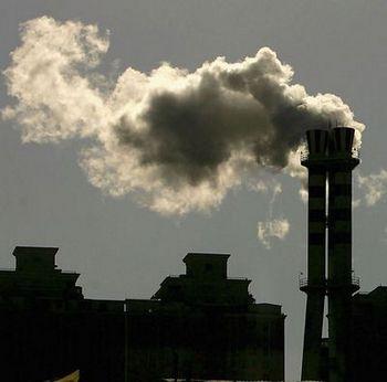 Загрязнение окружающей среды является острой проблемой в Китае. Фото: China Photos/Getty Images