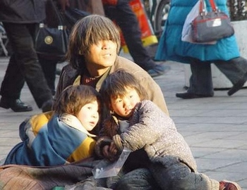 Больше половины жителей Китая живут на грани бедности. Фото с epochtimes.com