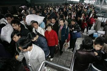Крестьяне-мигранты в Китае являются одним из самых социально незащищённых слоёв общества. Фото с epochtimes.com