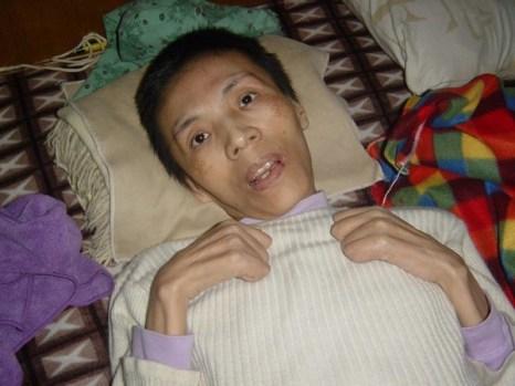 Даи Лицзюань после пыток. Фото с epochtimes.com