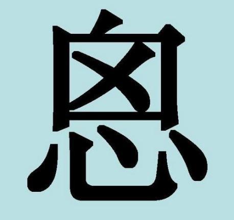 Иероглиф «сы» (si) – «думать»