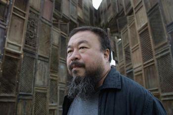 Китайский художник Ай Вэйвэй (Johannes Simon/Getty Images)