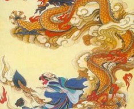Добавить глаза Дракону. Китайские идиомы и их истории. Фото с сайта en.kanzhongguo.com