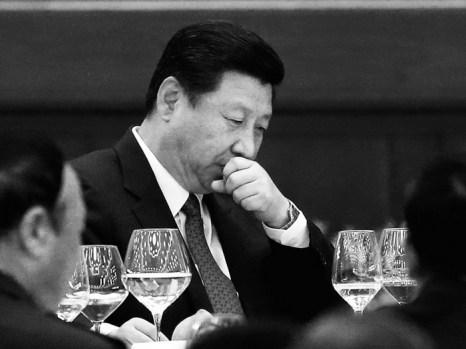 Лидер коммунистический партии Китая Си Цзиньпин на официальном мероприятии в сентябре. Визит Си Цзиньпина в Шэньчжэнь в прошлую пятницу дал некоторые подсказки относительно того, что на уме у нового лидера партии. Фото: Feng Li/Getty Images