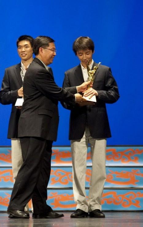 Голден Ли стал победителем в конкурсе китайского танца среди мужчин, организованном телекомпанией NTD. Фото: Эдвард Дай/Великая Эпоха (The Epoch Times)