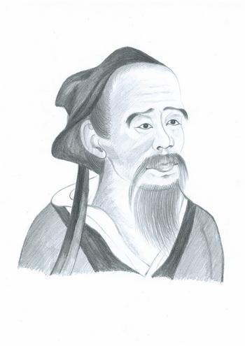 Хуа То — выдающийся хирург Китая. Иллюстрация: Уеюн Фан/Великая Эпоха (The Epoch Times)