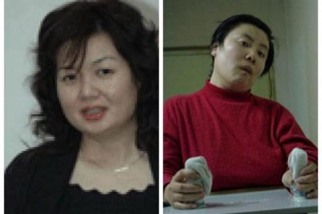 Подозреваемая в отравлении Сунь Вэй (слева) и её жертва Чжу Лин (справа). Фото с сайта weibo.com
