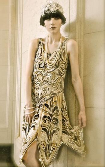 Блеск нарядов 20-х годов прошлого века. Фото с сайта theepochtimes.com