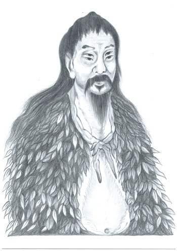 Чань Цзе - великий создатель китайских иероглифов. Иллюстрация: Великая Эпоха (The Epoch Times)