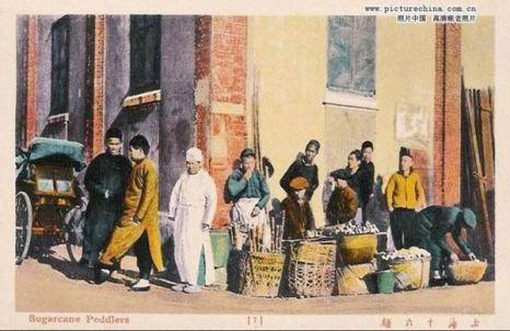 Продажа сахарного тростника. Фото: kanzhongguo.com