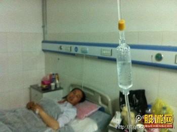 После свадебного застолья 56 человек попали в больницу с пищевым отравлением. Провинция Ганьсу. Май 2012 год. Фото с gucheng.com