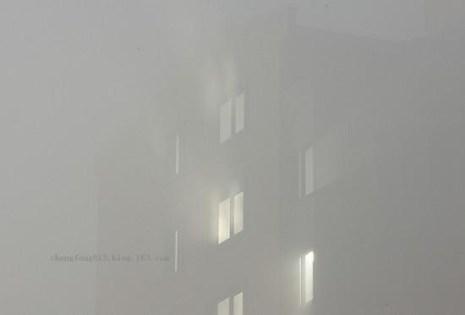 Смог окутал десятки городов Китая. Январь 2013 года. Фото с epochtimes.com