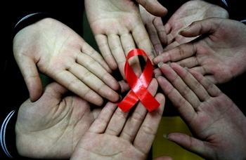 Число больных СПИДом в Китае увеличивается на 40% в год. Фото: STR/AFP ImageForum
