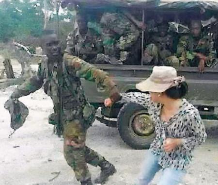 Охота на китайцев в Гане. Фото с epochtimes.comepochtimes.com