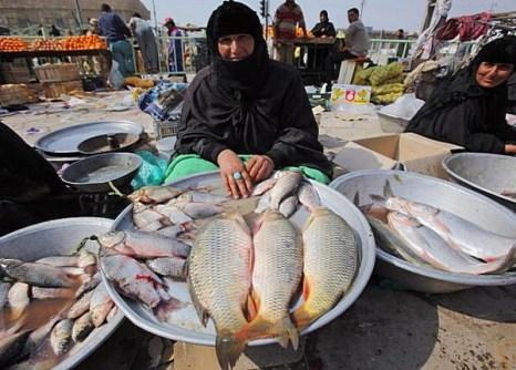 Фотографии Ирака, которые не публикуют китайские СМИ. Фото: Matt Cardy/Getty Images