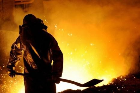 Металлургические предприятия Китая терпят убытки. Фото: Getty-Images