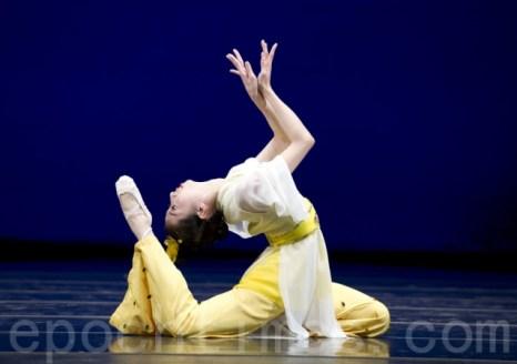 Фотографии с прошлых конкурсов китайского танца, организованных телеканалом NTD. Фото: The Epoch Times