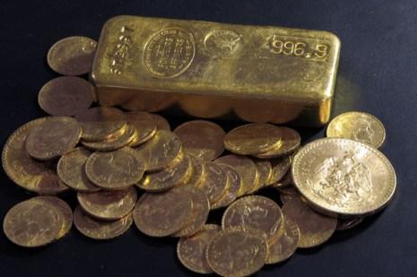 Больше половины своего золота Китай хранит в США. Фото: BERTRAND GUAY/AFP