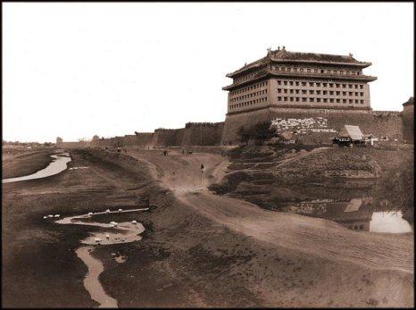 Пекин. 1896 год. Фото с kanzhongguo.com