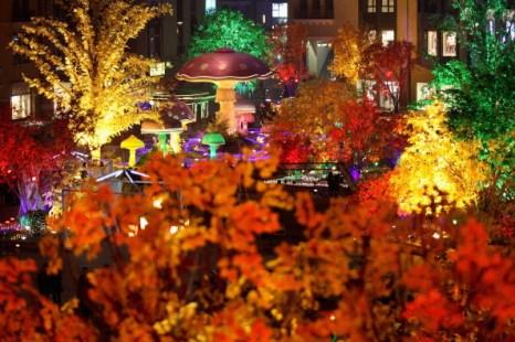 Китай отмечает Праздник фонарей. Фото: Feng Li/Getty Images
