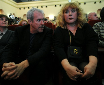 Макаревич и Пугачева спели песню о Прохорове. Фото: Getty Images