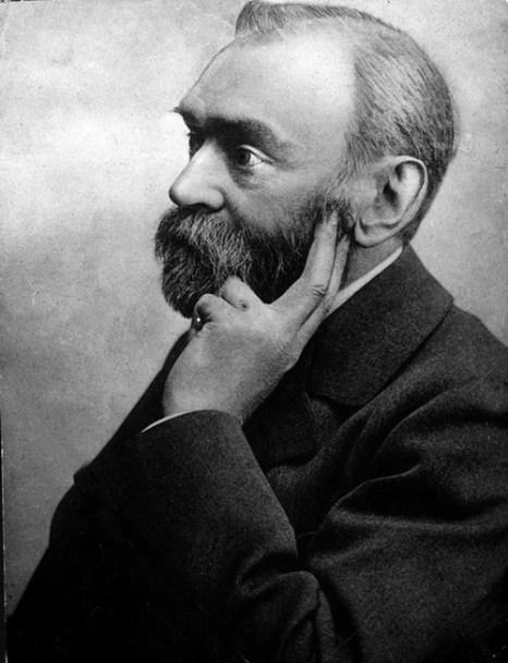 Альфред Бернхард Нобель (1833-1896), Швеция. Фото: AFP/Getty Images