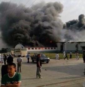 В результате пожара на птицефабрике в Китае погиб 61 человек. Фото с epochtimes.com