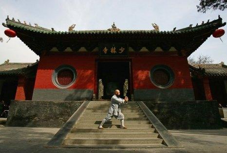 Древний монастырь Шаолинь превратился в коммерческое предприятие. Фото: Getty Images