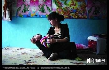 От некачественных вакцин в Китае ежегодно более тысячи детей становятся инвалидами. Фото с epochtimes.com