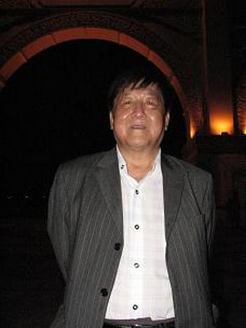 Китайский демократический активист Чжан Ин. Фото: The Epoch Times