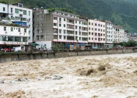 В Китае из-за непогоды погибло 100 человек. Фото с сайта epochtimes.com