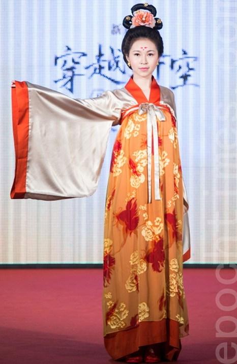 Участница Цай Юйхань. Фото: Чэнь Байчжоу/Великая Эпоха (The Epoch Times)