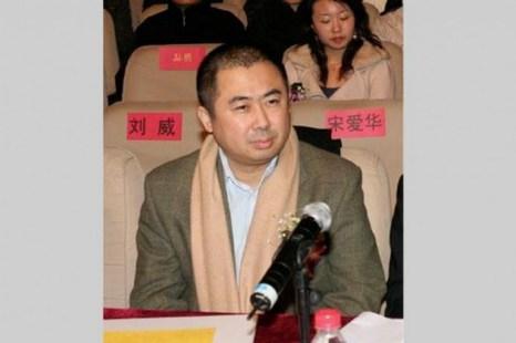 Сюн Сюн, главный редактор технологических новостей издания Beijing Youth Daily, был недавно арестован в Пекине за получение взяток, согласно китайским информационным агентствам. Фото: Screenshot/Sina.com/Epoch Times