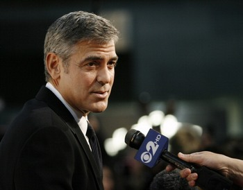 Джордж Клуни. Фото: KIMIHIRO HOSHINO/AFP/Getty Images